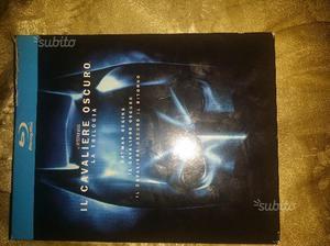 Trilogia batman blu ray