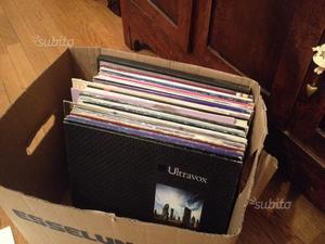 Vecchi dischi vinile LP 33 giri vari anni