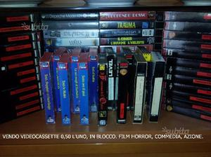 Vhs videocassette