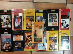 Videocassette VHS film classici vari
