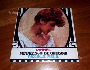 Vinile 45 giri Francesco De Gregori