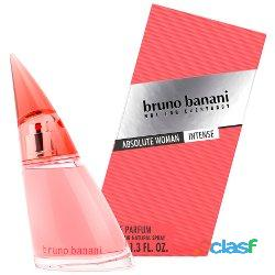 Bruno banani absolute intense woman edp 40ml - Bruno banani