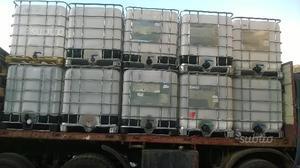 Cisterne in plastica