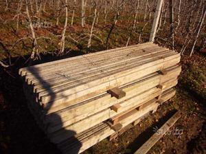 Recinzioni Per Giardino In Cemento.Pali In Ferro Per Recinzione Posot Class
