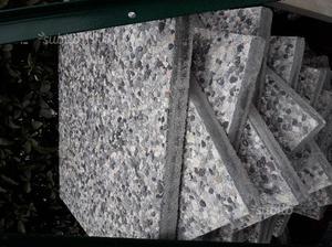 Piastrelle 40x40 graniglia posot class for Piastrelle 40x40 da interno