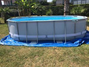 Set frigo bestway 3 in 1 con 2 mattonelle ghiaccio posot - Montaggio piscina bestway ...