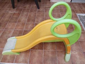 Scivolo per bambini bambine smoby 3 gradini usato posot for Scivolo per bambini usato