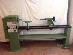 Tornio idraulico per legno usato n valeri posot class for Tornio per legno con copiatore usato