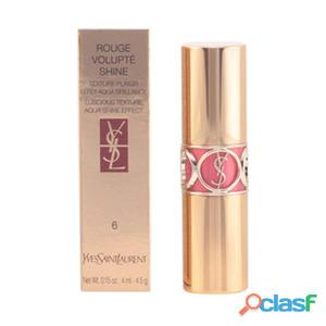 Yves saint laurent - rouge volupte shine 06-pink in devotion