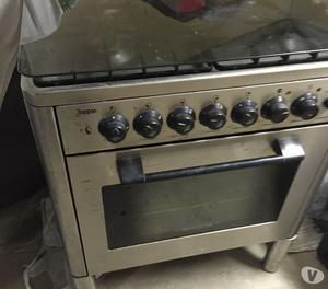 Vendo cucina 5 fuochi posot class for Fornello elettrico ikea