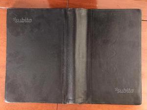 Custodia in pelle notebook sony