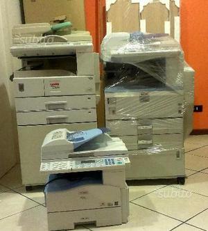 Fotocopiatrici rigenerate a copie zero garantite