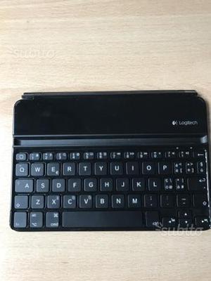 Tastiera Logitech per iPad mini come nuova