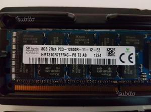32GB(4x8G) Hynix 2Rx4 DDRMHz ECC Register