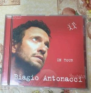 Cd Biagio Antonacci originale come nuovo