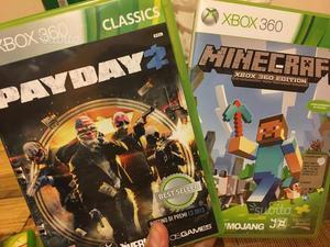 Due videogiochi xbox360
