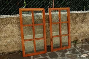 Vendo finestre anni 80 in douglas posot class - Finestre all inglese ...
