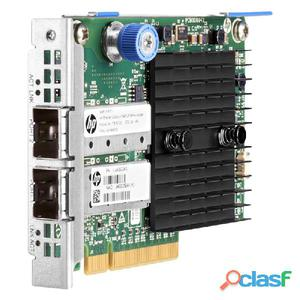 HP Adattatore di Rete Ethernet PCI Express 3.0 x8 2 Porte x