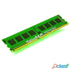 Kingston Technology ValueRAM 8GB DDR3 1600MHz Data Integrity