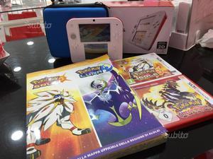 Nintendo 2ds + giochi Nintendo Pokemon
