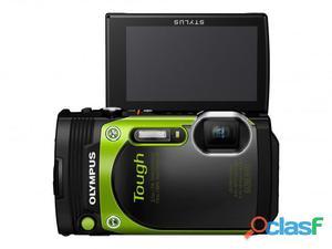 Nuovo V104200EE000 Olympus V104200ee000tg-870 Green - 16.0