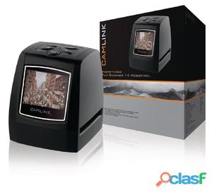 Scanner Per Pellicole Fotografiche Con Lcd 14 Mpixel Camlink