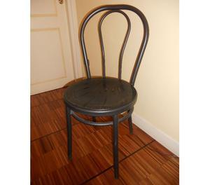 sedie in ferro verniciate a caldo mod Thonet