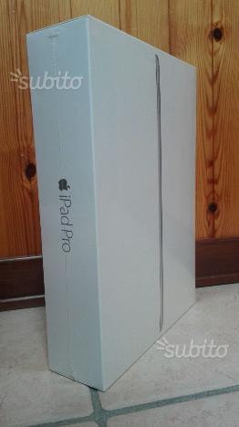 APPLE iPad Pro GB Silver NUOVO IMBALLATO