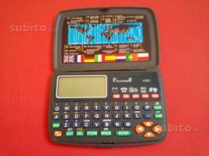 Agenda elettronica Palsonik K980