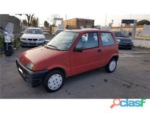 FIAT Cinquecento benzina in vendita a Fiumicino (Roma)