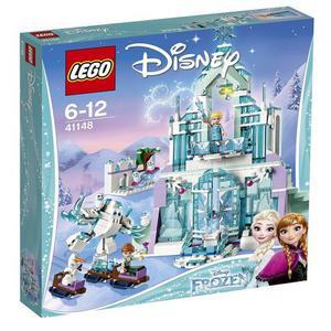 LEGO Disney  - Il magico castello di ghiaccio di Elsa