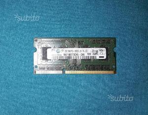 Memoria ram ddr3 2gb (nuova)