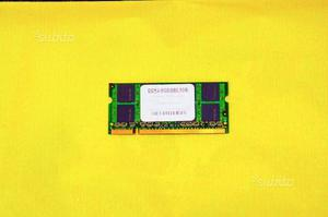 RAM SQP SoDimm DDR2.SODIM X Apple MAC