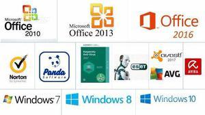Sistemi Operativi, Office, Antivirus