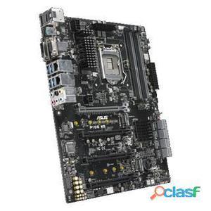 Asus P10S WS Intel C236 Core i7/i5/i3 Xeon E3-1200 v5 4*DDR4