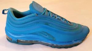 Nike AIR MAX 97 Blu Hyperfuse N44/5