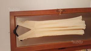 Vestito moschino seta donna
