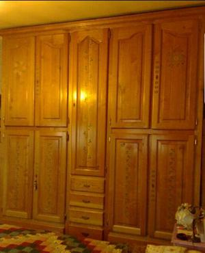 ARMADIO legno massello