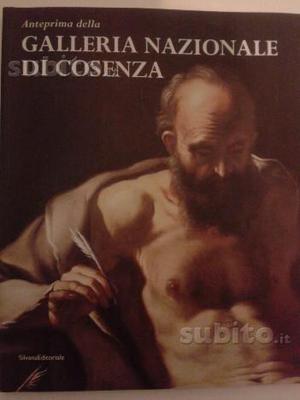 Anteprima della Galleria nazionale di Cosenza