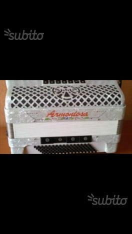 Fisarmonica cooperfisa Armoniosa 120 bassi