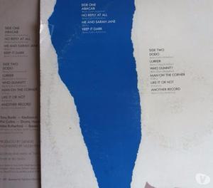GENESIS ABACAB DISCO LP 33 GIRI VINILE