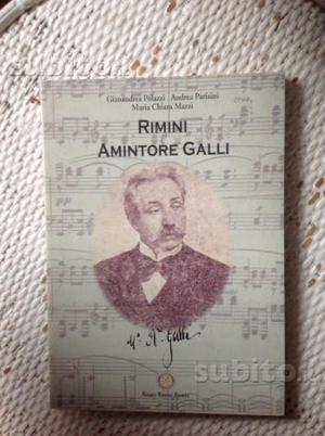 Rimini e Amintore Galli