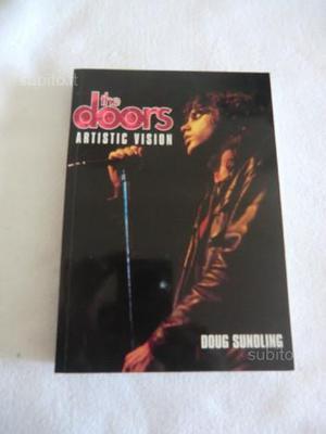 The Doors Jim Morrison 2 Libri in lingua inglese