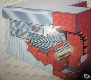 bruciatore metano forno panificio usato avanzini