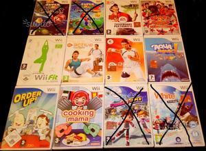 Giochi originali per Wii PREZZI AL MINIMO