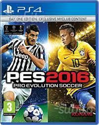 PES  PS4 PlayStation 4 10 Euro
