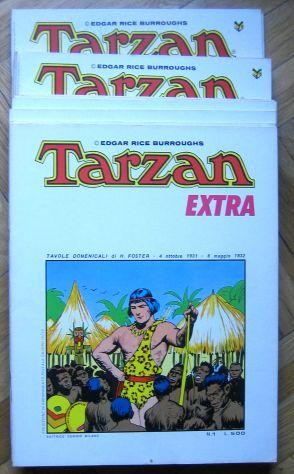 Tarzan extra ed. Cenisio anni '70 tutto il pubblicato