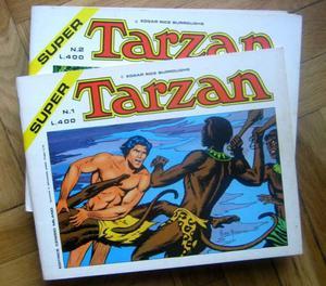 Tarzan super Cenisio serie completa anni '70 ottime