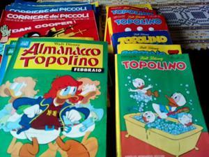 Topolini Anni '60 altri Disney Corriere dei Piccoli