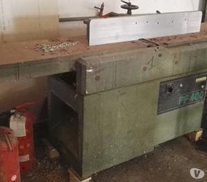 8 macchinari falegnameria